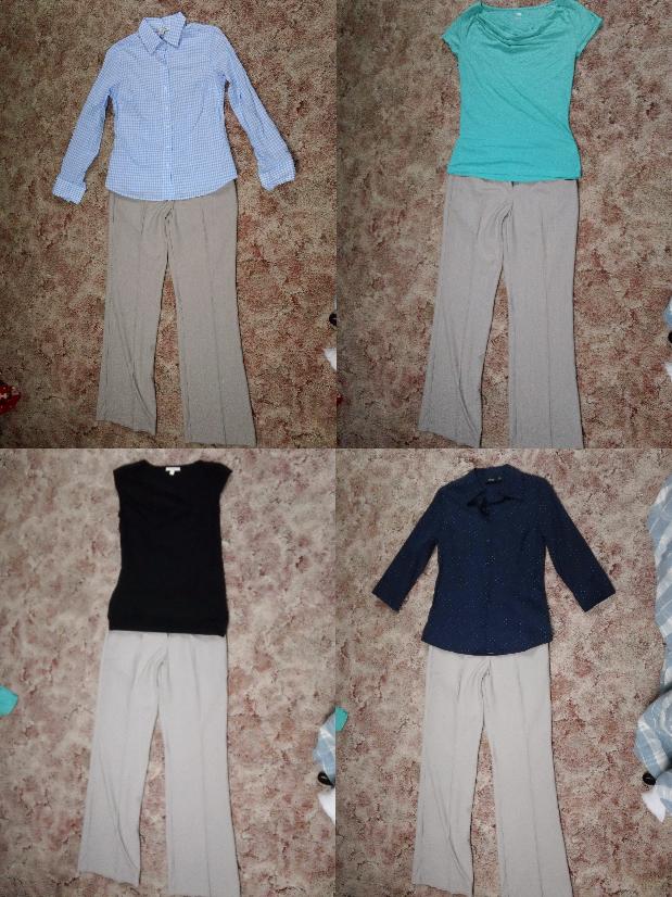 tan pants outfits