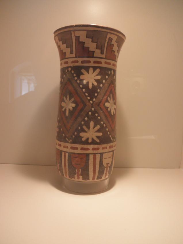 Nasca vase 1-800 AD