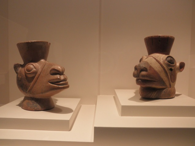 Sculpted Vessels, Huari Civilization, Representation of Camelids, 800-1300 AD