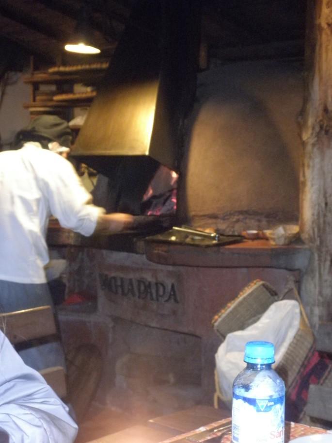Dinner at Pachapapa