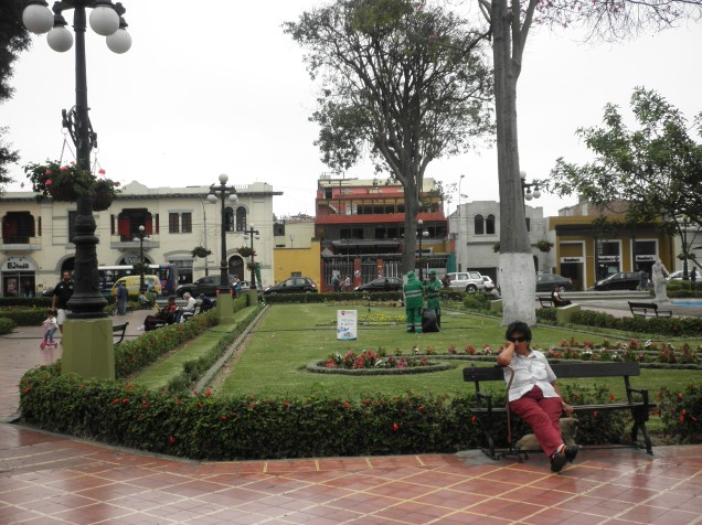 Barranco District