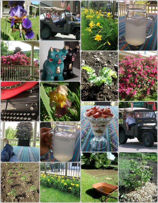 summer lovin collage 1