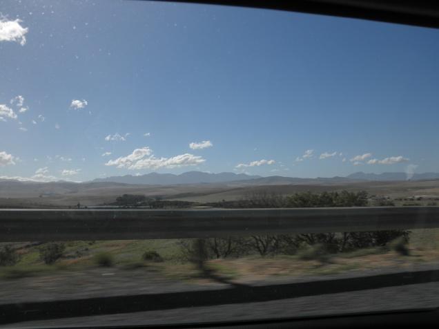 Drive along N2