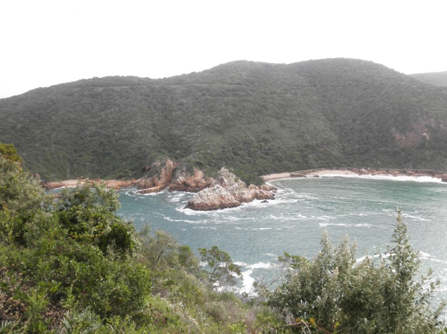 """The Heads"" at Knysna"