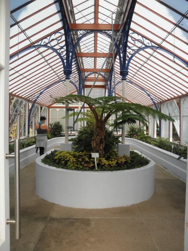 Atrium at St. George's Park