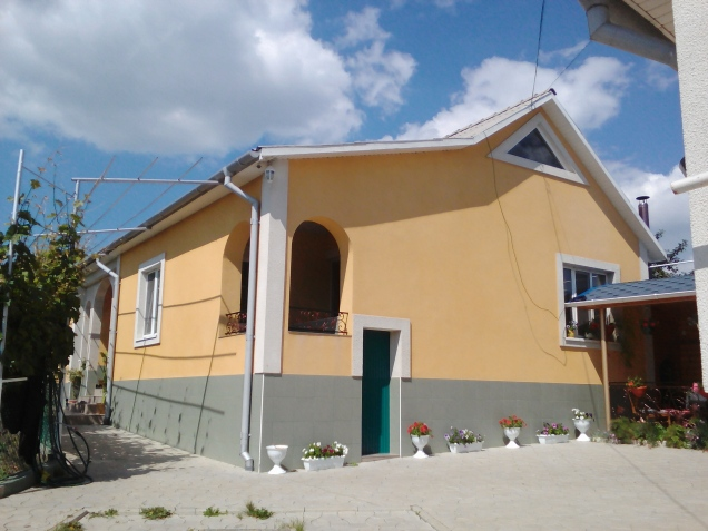 My house in Costesti