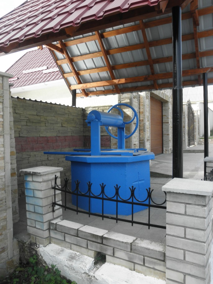 Another well in Costesti