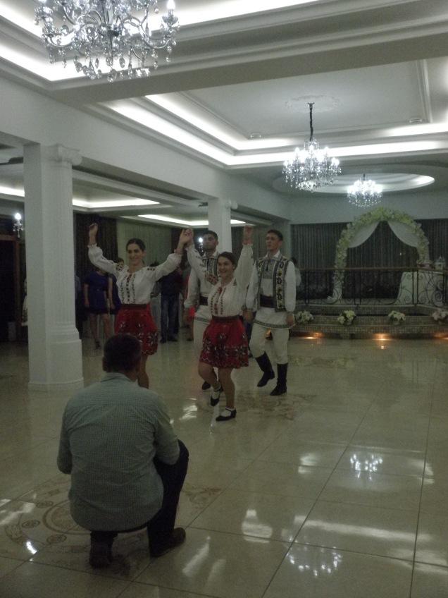 More traditional dancing