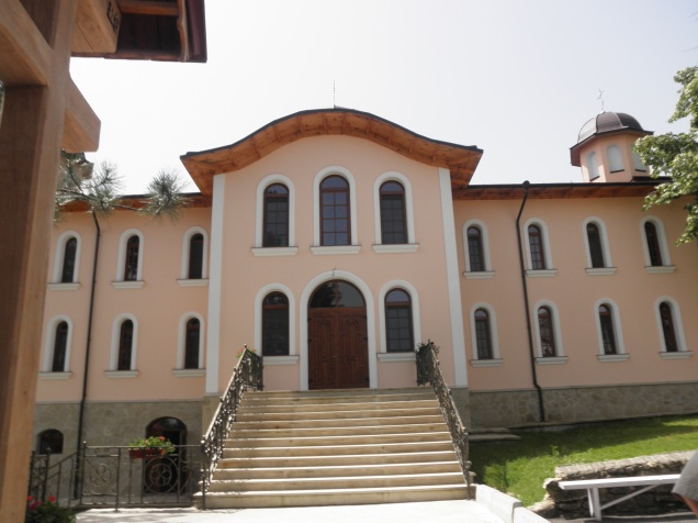 Another building at Sfantul Gheorghe Monastry