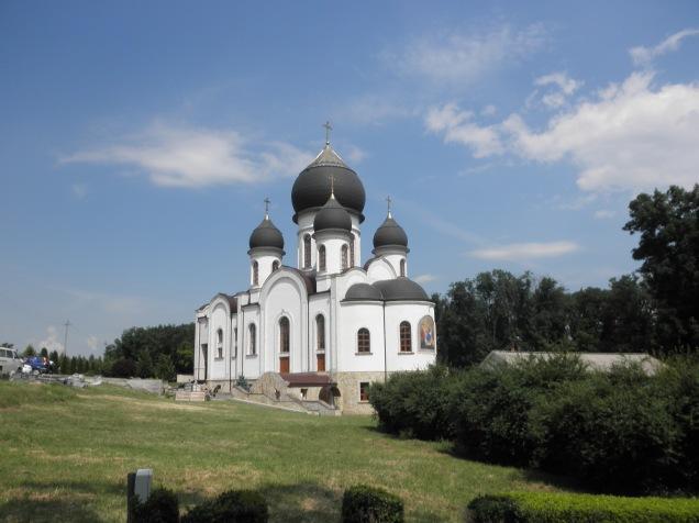 Monastery near Festelita