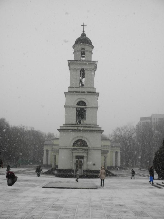 Cathedral Park, Chisinau