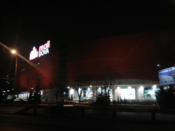 MallDova at night