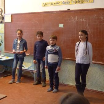 4th grade poetry recital